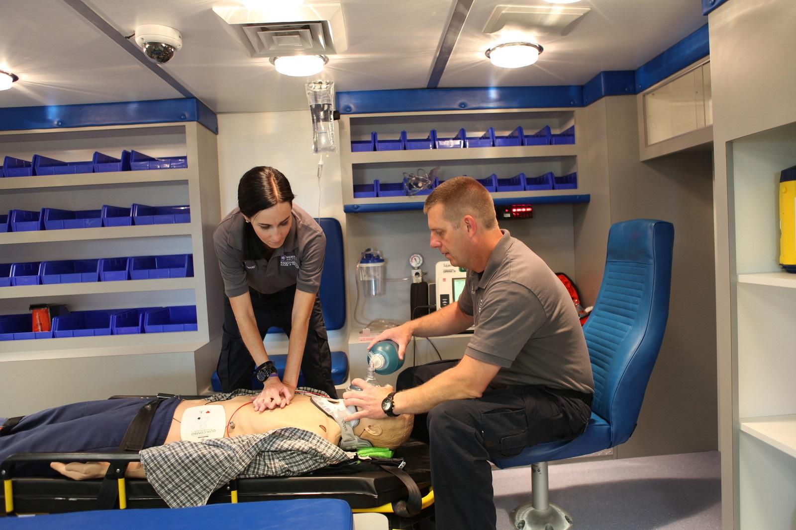 Program Emergency Medical Technician Emt And Advanced Certification